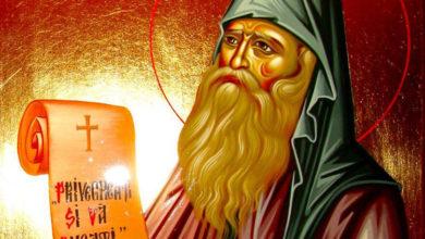 Photo of Cuviosul Daniil Sihastru 18 decembrie. Zi mare pentru credincioși. Sărbătoare cu cruce neagră