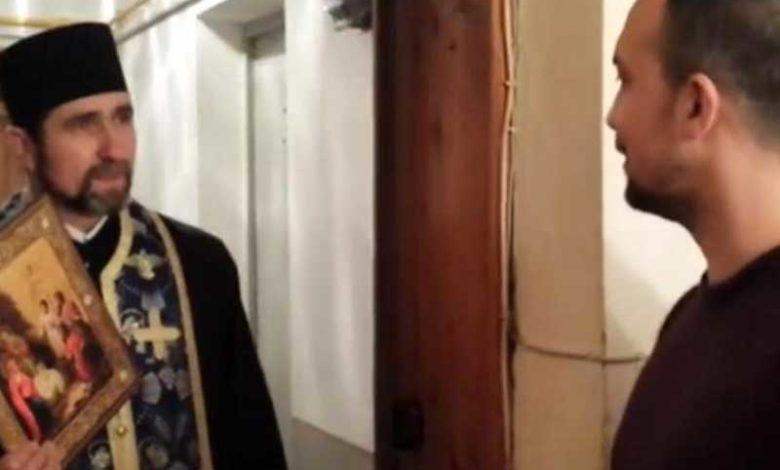preotul cu Ajunul
