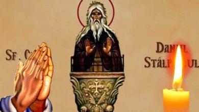 Photo of Citește chiar azi Rugăciunea Sfântului Daniil pentru vindecare sufletească și trupească