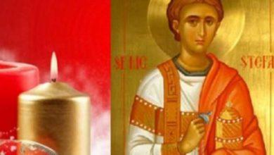 Photo of Rugăciune 27 decembrie. Rugăciunea Sfântului Ștefan pentru protecție divină în anul viitor