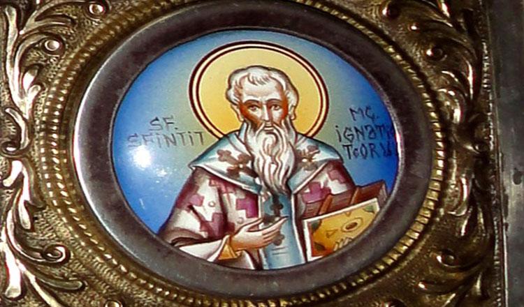 Rugăciunea la Sfântul Ignatie
