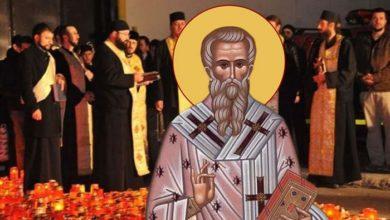 Photo of Rugăciune 29 ianuarie. Rostește azi Rugăciunea la Aducerea Moaștelor Sf. Mucenic Ignatie Teoforul pentru limpezirea minții și iertarea păcatelor
