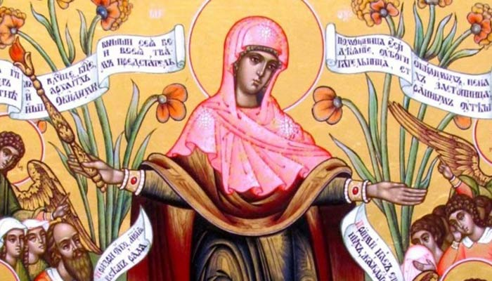 Rugăciune către Preasfânta Născătoare de Dumnezeu