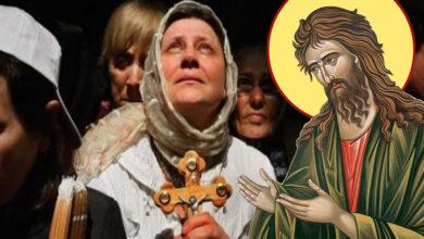 Photo of Cea mai puternică Rugăciune către Sfântul Ioan Botezătorul care face miracole