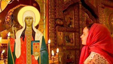 Photo of Rugăciune 14 ianuarie. Rugăciunea Sfintei Nina aduce liniște și pace și face miracole
