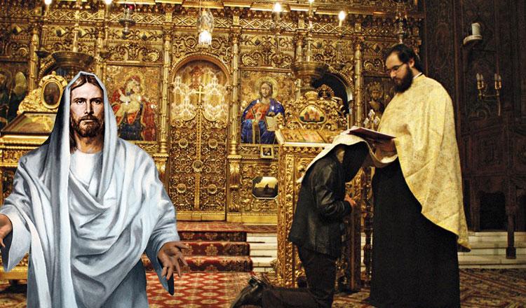 Canonul dat de duhovnic