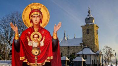 Photo of Aici Fecioara Maria face miracole. Toți oamenii se roagă la Icoana Făcătoare de Minuni, veche de mai bine de 600 de ani