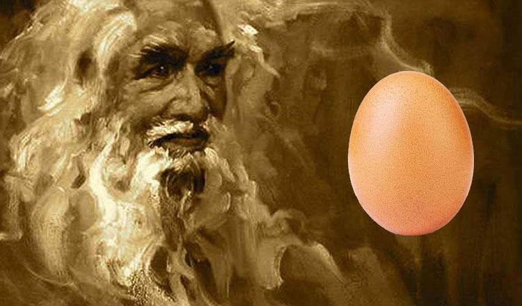 Pilda oului