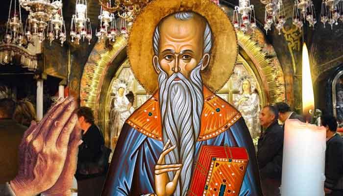 Rugăciune Sfântul Haralambie