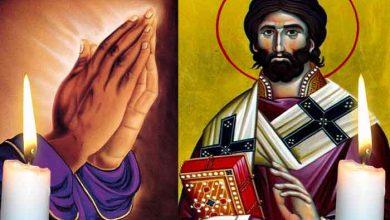 Photo of Rugăciune 15 februarie – Înalță azi către cer Rugăciunea Sfântului Onisim pentru a-ți aduce lumină în suflet și în gând