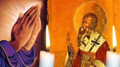 Photo of Rugăciune 19 februarie – Rostește azi Rugăciunea Sfântului Filimon pentru iertarea păcatelor