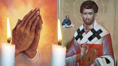 Photo of Rugăciune 21 februarie – Rostește azi Rugăciunea scurtă a Sfântului Timotei pentru a scoate sufletul din păcat