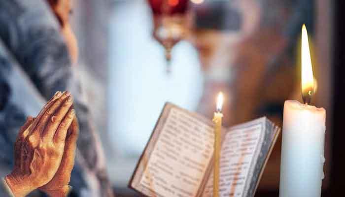 Rugăciunea în 4 trepte
