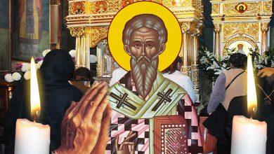 Photo of Rugăciune 9 februarie – Citește azi Rugăciunea Sfântului Nichifor pentru a-ți merge bine în casă și la locul de muncă