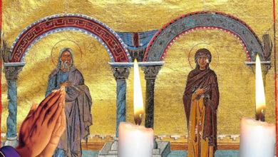 Photo of Rugăciune 3 februarie – Rostește azi Rugăciunea Primitorului de Dumnezeu Simeon pentru iertare păcate și limpezirea minții