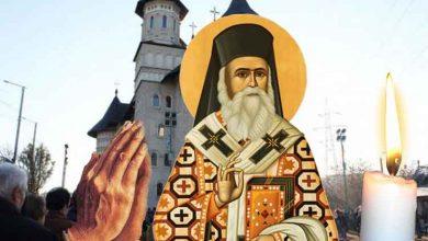 Photo of Rugăciune puternică către Sfântul Ierarh Nectarie de la Eghina protejează toată familia de lucruri rele