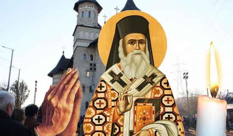 Rugăciune puternică către Sfântul Ierarh Nectarie
