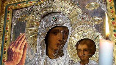 """Photo of Rugăciune puternică către Preasfânta Născătoare de Dumnezeu, înaintea icoanei sale """"Tămăduitoarea'"""