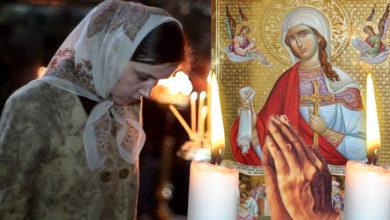 Photo of Rugăciune 5 februarie. Rugăciunea la Sfânta Muceniță Agata vindecă bolile nemiloase ale femeilor
