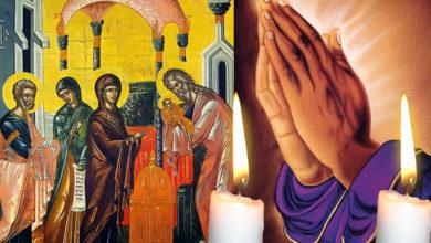 Photo of Rugăciune 2 februarie. Citește azi Rugăciunea la Praznicul Întâmpinării Domnului care aduce miracole în viață