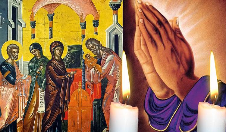 Rugăciune 2 februarie
