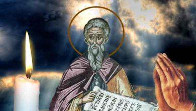 Photo of Rugăciune 12 martie – Spune azi Rugăciunea Sfântului Teofan Mărturisitorul pentru iertare păcate și protejarea de boli