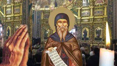Photo of Rugăciune 14 martie – Citește azi, Rugăciunea Sfântului Benedict, pentru puterea de a trece peste greutățile vieții
