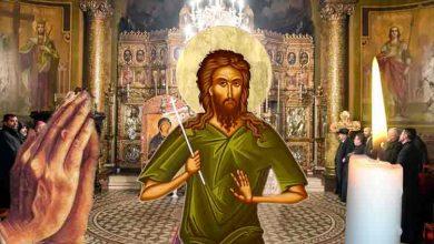 Photo of Rugăciune 17 martie – Citește azi, Rugăciunea scurtă a Sfântului Alexie, omul lui Dumnezeu pentru liniștire sufletească și ferire de boală