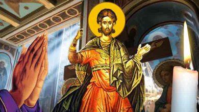 Photo of Rugăciune 16 martie. Citește azi Rugăciunea scurtă a Sfântului Sabin Tămăduitorul pentru ajutor în caz de boală și necazuri