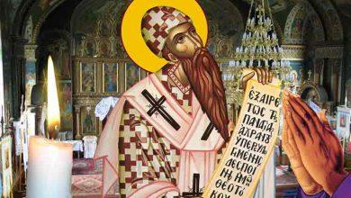 Photo of Rugăciune 18 martie – Citește azi Rugăciunea Sfântului Chiril către Sfânta Treime pentru luminarea minții și vindecarea trupului