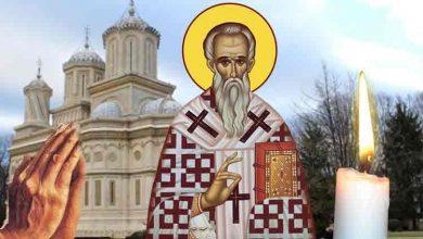 Photo of Rugăciune 21 martie. Citește azi, Rugăciunea scurtă a Sfântului Iacob Mărturisitorul pentru binele familiei și sănătate