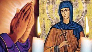 Photo of Rugăciune 22 martie – Citește azi, Rugăciunea scurtă a Muceniței Drosida, protectoarea familiei în vremuri grele și vindecătoarea de boli
