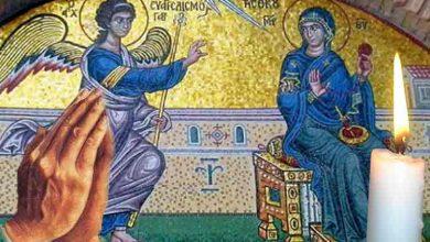 Photo of Rugăciune 25 martie – Citește azi, Rugăciunea de Buna Vestire pentru binecuvântare și protecție Dumnezeiască
