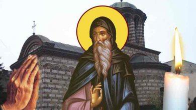Photo of Rugăciune 28 martie – Citește azi Rugăciunea scurtă a Sfântului Ilarion, Protectorul celor bolnavi, pentru grabirea vindecării de boli