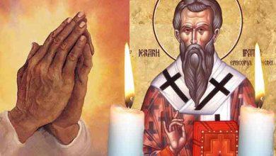 Photo of Rugăciune 31 martie. Citește azi, Rugăciunea scurtă a Sfântului Ipatie ca să fii protejat de boală și necazuri