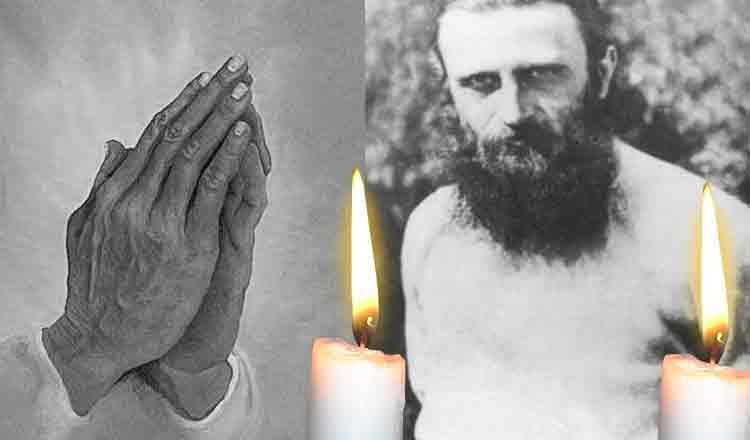 Rugăciunea puternică a lui Arsenie Boca