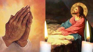 Photo of Rugăciuni începătoare care se citesc seara și care iartă păcatele și te feresc de rele
