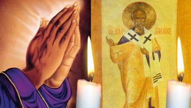 Photo of Rugăciune 15 aprilie – Citește azi Rugăciunea Sfântului Aristarh Protectorul, pentru a fi ferit de boală și necaz