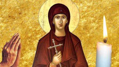 Photo of Rugăciune 16 aprilie – Citește azi Rugăciunea scurtă către Sfânta Muceniță Agapia, pentru binele familiei și sănătate