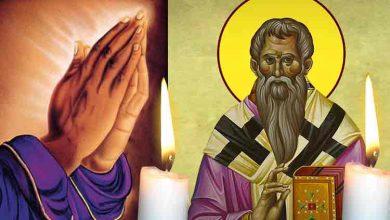 Photo of Rugăciune 2 aprilie – Citește azi, Rugăciunea scurtă a Sfântului Tit, făcătorul de minuni, pentru sănătate și protejarea de boli