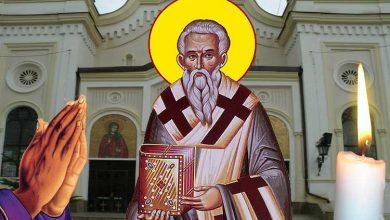 Photo of Rugăciune 26 aprilie – Citește azi, Rugăciunea scurtă a Sfântului Chiril pentru iertare păcate și protejarea familiei de boli și necazuri