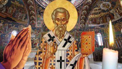 Photo of Rugăciune 27 aprilie – Citește azi Rugăciunea Scurtă a Sfântului Simeon pentru vindecarea trupului și sufletului
