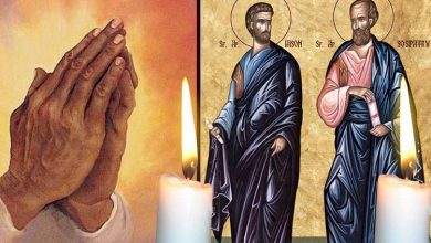 Photo of Rugăciune 28 aprilie – Citește azi Rugăciunea scurtă a Sfinților Apostoli Iason şi Sosipatru pentru iertare păcate și vindecare