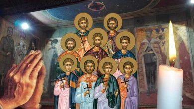 Photo of Rugăciune 29 aprilie – Citește azi Rugăciunea scurtă a Celor 9 Mucenici din Cizic, protectorii familiei, pentru iertarea păcatelor și vindecare