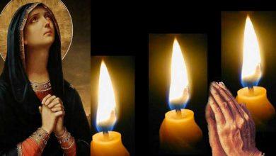 Photo of Citește azi Rugăciunea celor 3 lumânări aprinse pentru iertarea păcatelor și vindecarea de boli grave