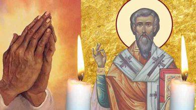 Photo of Rugăciune 3 aprilie – Citește azi, Rugăciunea scurtă a Sfântului Nichita Mărturisitorul, pentru ajutor în caz de boală și necazuri