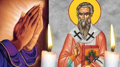Photo of Rugăciune 5 aprilie – Citește azi, Rugăciunea scurtă a Sfântului Mucenic Teodul, pentru sănătatea ta și a familiei tale