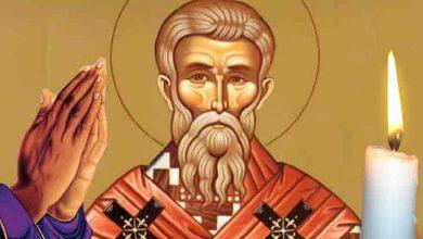 Photo of Rugăciune 6 aprilie – Citește azi, Rugăciunea scurtă a Sfântului Eutihie Înțeleptul, pentru a fi ferit de boală și necazuri