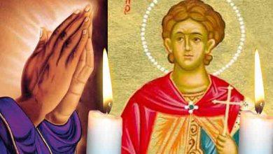 Photo of Rugăciune 7 aprilie – Citește azi Rugăciunea scurtă a Sfântului Caliopie Protectorul celor bolnavi pentru grabnică vindecare și protejarea de boală