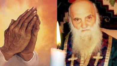Photo of Citește Rugăciunea scurtă a Părintelui Ilarion Argatu pentru dezlegarea de boală și necazuri
